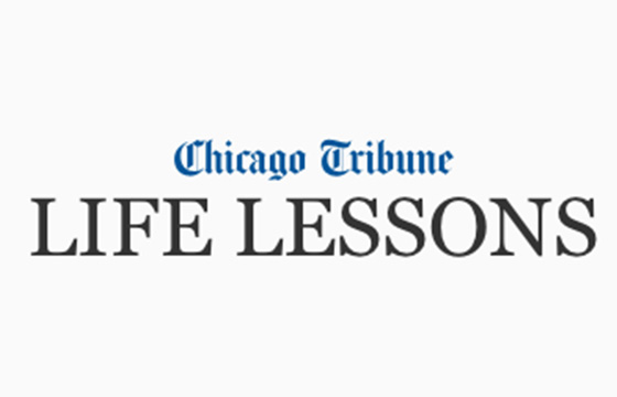 Chicago Tribune – Come on, Get Happy!