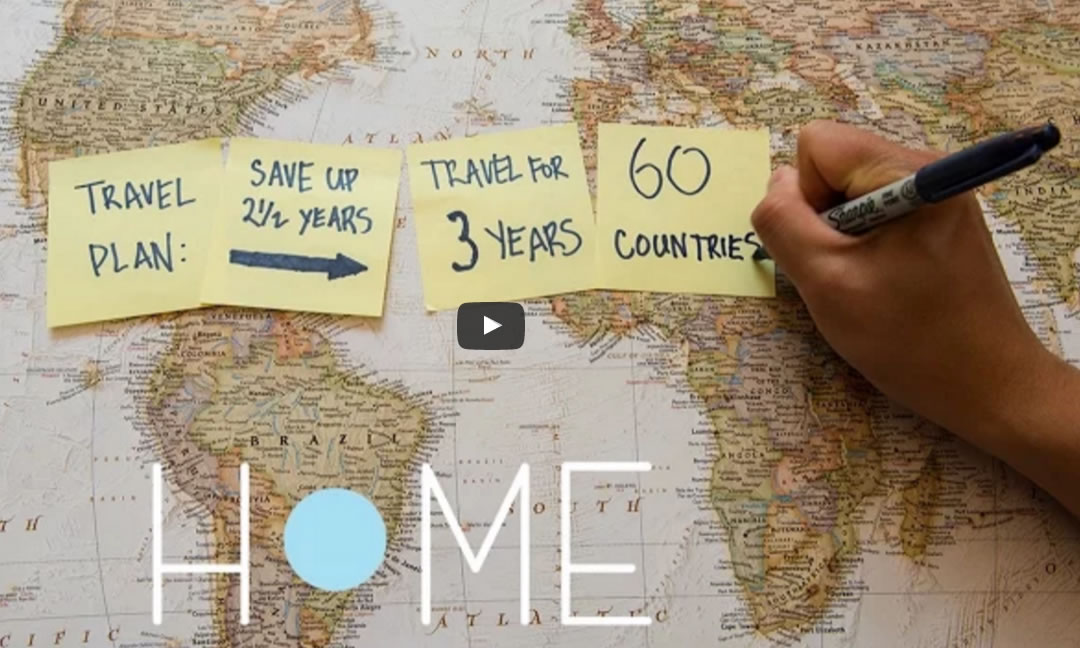 We Call This Home – 3 Year World Travel