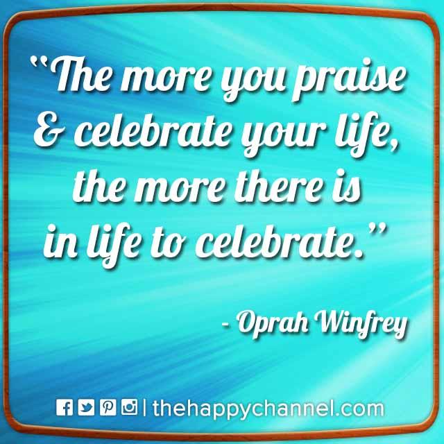 Praise & Celebrate…