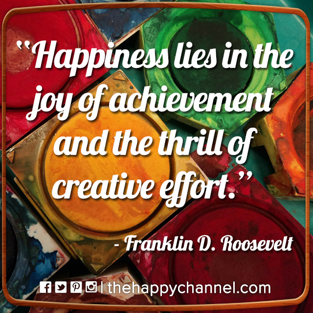 Happiness & Achievement…