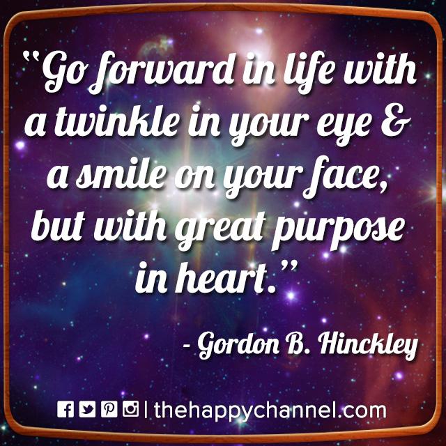 Twinkle in Your Eye…