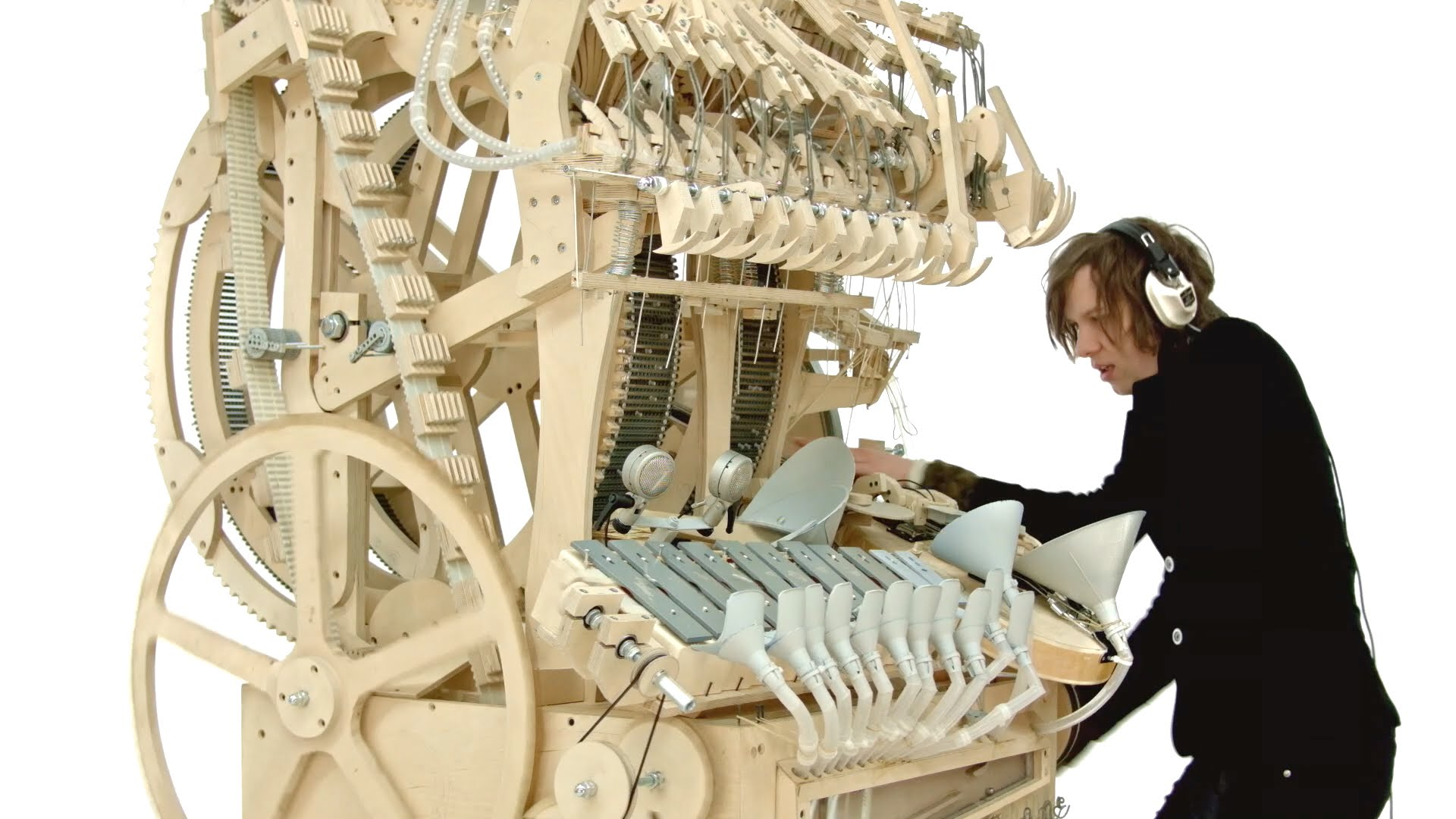 You've Never Seen an Instrument Like This