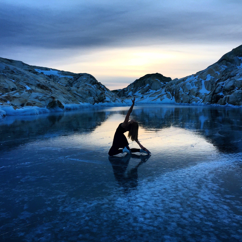 An Amazing Mountaintop Skating Adventure