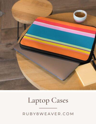 Ruby8Weaver.com Laptop Cases